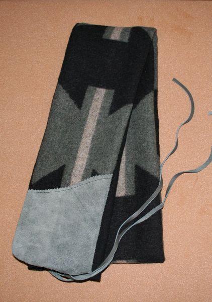 Leather Tip Longbow/Recurve Case 06