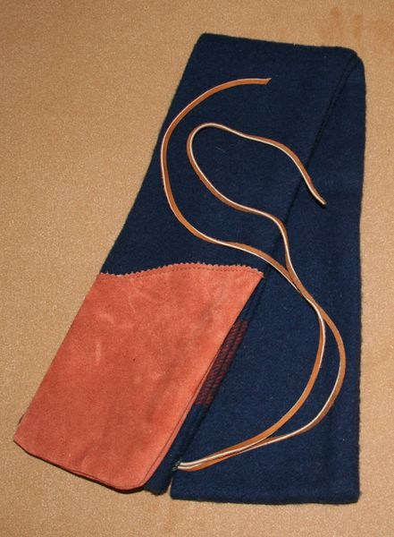 "Leather Tip Longbow/Recurve Case 80"" 005"
