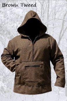 Pathfinder Brown Tweed