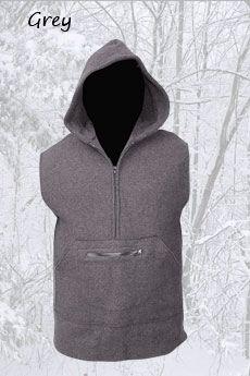 Pathfinder Vest Gray