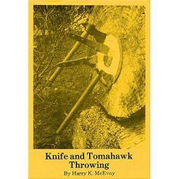 Knife & Hawk Throwing Book 02