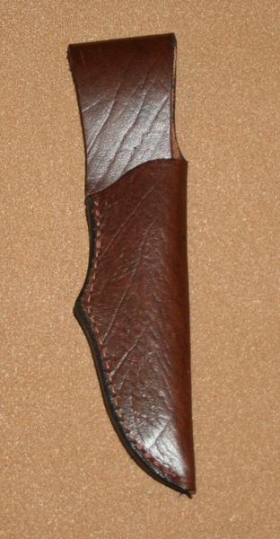 Sheath Medium Leather 01