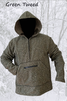Pathfinder Green Tweed