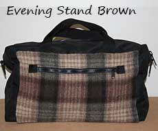 Northwoods Duffle Evening Stand Brown