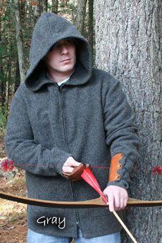 Jacket Gray