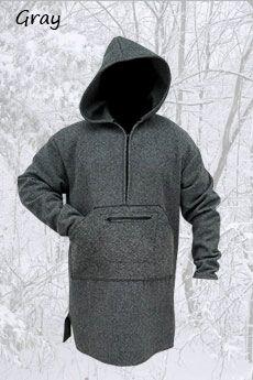 Northwoods Anorak Grey