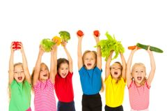 Nutrition Fun For Preschoolers