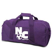 NC Soccer Medium Duffle Bag