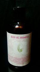 Ananda's Organics Rose Oil Shampoo