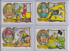 1961 Fleer Pirates Bold cards Choose your Numbers