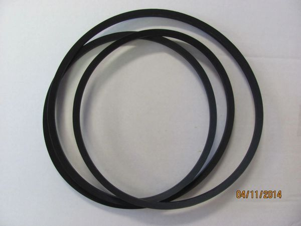 Replacement Belt For Woods 33652 Fits Woods Rm59 3 Rear Mount Finish