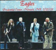 Eagles - Newark, NJ. 2008 (3 CD's)