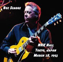 Boz Scaggs - Tokyo, Japan 1993 (2 CD's, 1 DVD (Color), SBD)