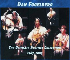 Dan Fogelberg - The Ultimate Rarities Collection 1967-2003 (4 CD's, SBD)