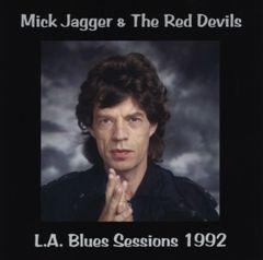 Mick Jagger (Rolling Stones) - L.A. Blues Sessions 1992 (CD, SBD)
