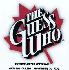Guess Who - Ontario, Canada 1973 (CD, SBD)