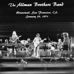 Allman Brothers Band - Winterland 1971 (CD)