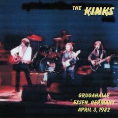 Kinks - Essen, Germany 1982 (2 CD's, SBD)