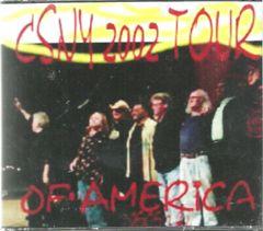 Crosby, Stills, Nash & Young - San Jose, CA.. 2002 (3 CD's)