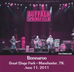 Buffalo Springfield - Manchester, TN. 2011 (2 CD's, SBD)