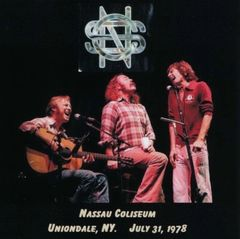 Crosby, Stills & Nash - Uniondale, NY. 1978 (2 CD's)