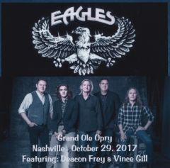 Eagles (Henley, Schmit, Walsh) - Nashville 2017 (CD, SBD)