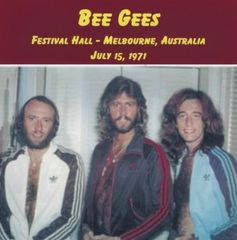 Bee Gees - Live In Melbourne, Australia 1971 (CD, SBD)