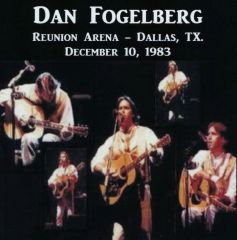 Dan Fogelberg - Dallas, TX. 1983 (2 CD's, SBD)