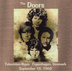 Doors - Copenhagen 1968 (CD, SBD)