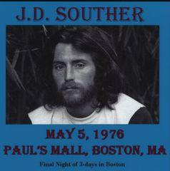 J.D. Souther - Boston 1976 (CD)