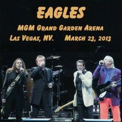 Eagles - Las Vegas 2013 (2 CD's)