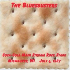 Bluesbusters (Little Feat, Catfish Hodge) - Milwaukee 1987 (CD, SBD)