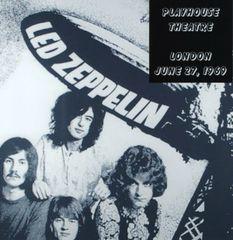 Led Zeppelin - London 1969 (CD, SBD)