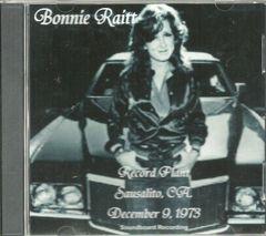 Bonnie Raitt Live - Sausalito 1973 (CD)