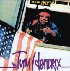 Jimi Hendrix - Maui, Hawaii 1970 (CD, SBD)
