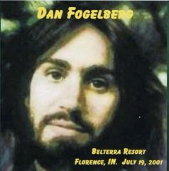 Dan Fogelberg - Florence IN. 2001 (CD)