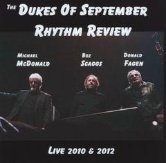 Donald Fagen, Boz Scaggs & Michael McDonald-Dukes Of September Live (2 CD's)