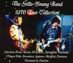 Stills-Young Band - Tour Compilation 1976 (3 CD's +Bonus Disc)