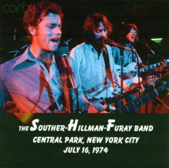 Souther-Hillman-Furay Band - Central Park 1974 (CD)