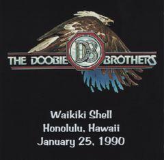 Doobie Brothers - Honolulu 1990 (2 CD's, SBS)