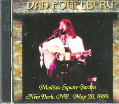 Dan Fogelberg - Madison Square Garden, NYC. 1984 (2 CD)