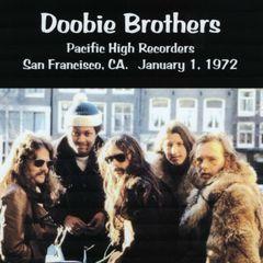 Doobie Brothers - San Francisco 1972 (CD)