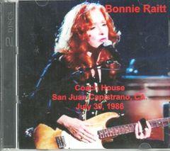 Bonnie Raitt Live - San Juan Capistrano 1986 (2 CD)