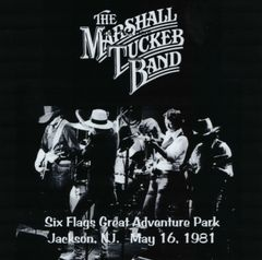 Marshall Tucker Band - Jackson, NJ. 1981 (CD)