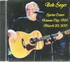 Bob Seger - Kansas City 2015 (2 CD)