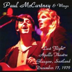 Paul McCartney & Wings - Glasgow 1979 (Wings Final Show) (2 CD's)