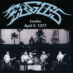Eagles - London 1977 (CD, SBD)