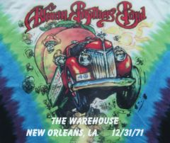 Allman Brothers Band - New Orleans 1971 (3 CD's)