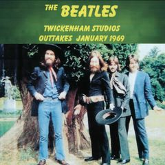 Beatles -Twickenham Studios 1969 (CD, SBD)