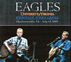 Eagles - Charlottesville 2015 (3 CD's)